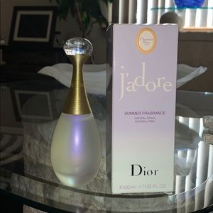 Christian Dior Summer Fragrance